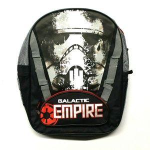 Disney Star Wars Empire Stormtrooper Backpack
